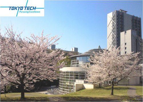 Suzukakedai-campus, April 2011