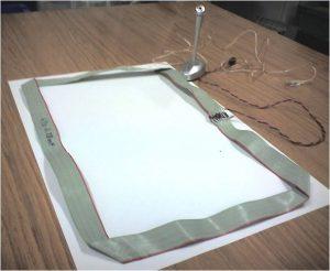 フラットケーブルを利用した多芯ミニループとECM